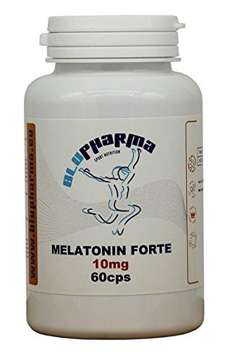 Melatonina forte 10mg 60cps