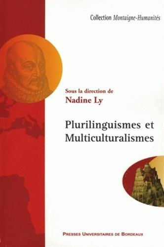 Plurilinguismes et multiculturalismes