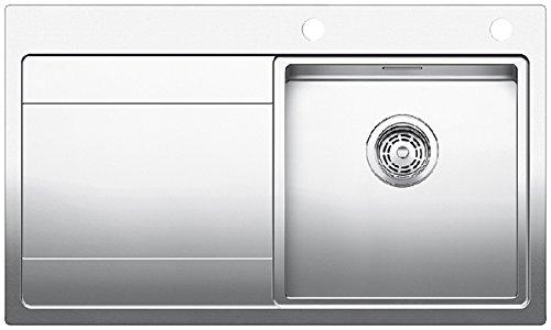 Preisvergleich Produktbild Blanco Divon II 45 S-IF Küchenspüle Edelstahl-Spüle Spülbecken Einbau Spüle