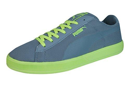 Puma Archive Lite Lo Mesh RT Baskets hommes / Chaussures-Grey-46