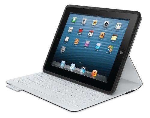 Logitech FabricSkin Keyboard Folio for iPad review