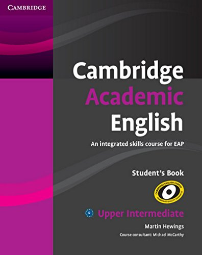 Cambridge Academic English B2 Upper Intermediate Students Book