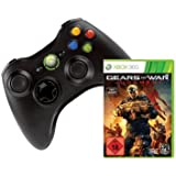 Xbox 360 Wireless Controller + Gears Of War: Judgment [Importación Alemana]