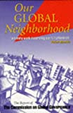 Our Global Neighborhood: The Report of the Commission on Global Governance