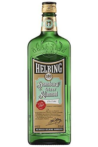 Helbing Hamburgs feiner Kümmel Kümmelschnaps (1 x 0.7 l)*