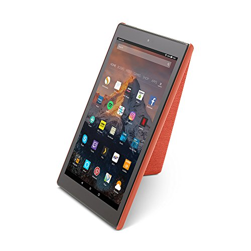 "Amazon Fire HD 10 Case (10"" Tablet, 7th Generation – 2017 release), Punch Red"