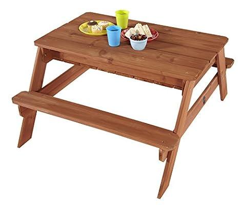 Plum - Table De Jardin Bac À Sable