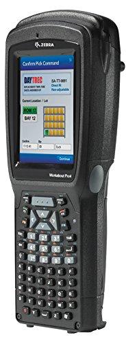 Zebra WAP 4, Long W/Alpha Numeric, WA4L11001100120W (CE 6.0, English, 1D Laser STD Range SE965 (Slim POD), 802.11 B/G, Pistol Grip) -