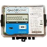 Contador de energía de refrigeración y térmica por ultrasonidos QALCOSONIC HEAT1