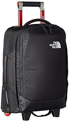 The North Face Overhead Carry on Bag, Tnf Black, 49 cm