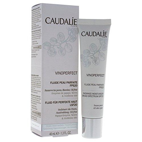 Caudalie Vinoperfect Radiance Moisturizer SPF 20 40 ml