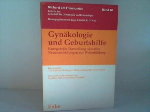 Gynkologie und Geburtshilfe