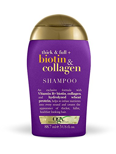 ogx Travel Dick/Full Biotin/Collagen Shampoo, 88,7 ml