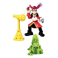 Fisher-Price Y2261 Hook and Hook Figurine