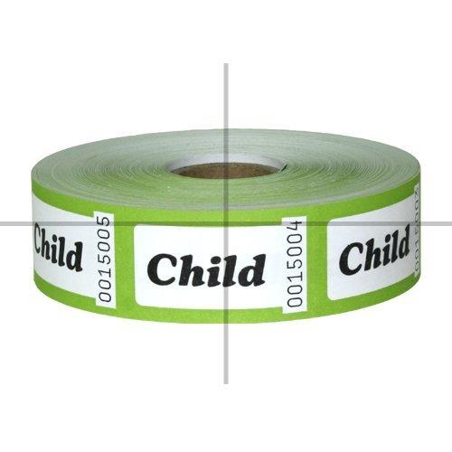 Roll Tickets, Child