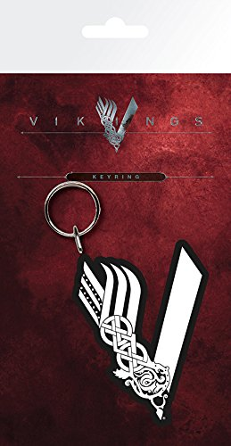 GB eye LTD, Vikings, Logo, Portachiavi
