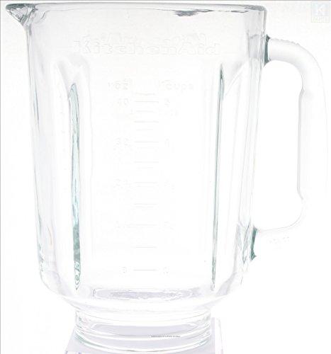 kitchenaid blender spare glass jug jar for ksb5 ksb52 model uk