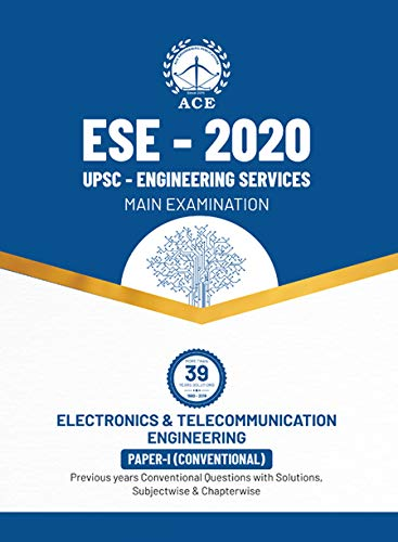 ESE 2020 Mains Electronics & Telecommunication Engineering Conventional Paper 1 Previous Conventional Questions with Solutions, Subject wise and Chapter wise