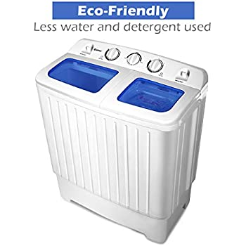 Good Ideas Portable Mini Twin Tub Washing Machine 3 5kg