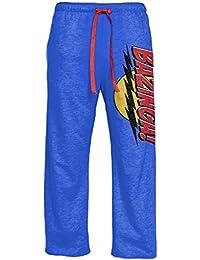 The Big Bang Theory - Bas de pyjama - Homme Bleu Bleu chiné