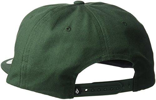 Volcom Unisex Cap Shop Dark Green