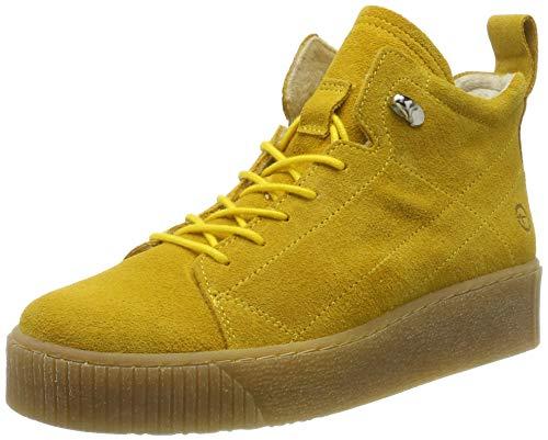 Tamaris Damen 1-1-25258-23 Sneaker, Gelb (Saffron 627), 40 EU