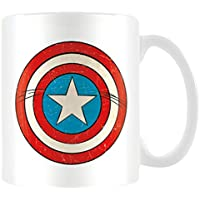 Pyramid International Marvel Retro Tazza Mug Captain America