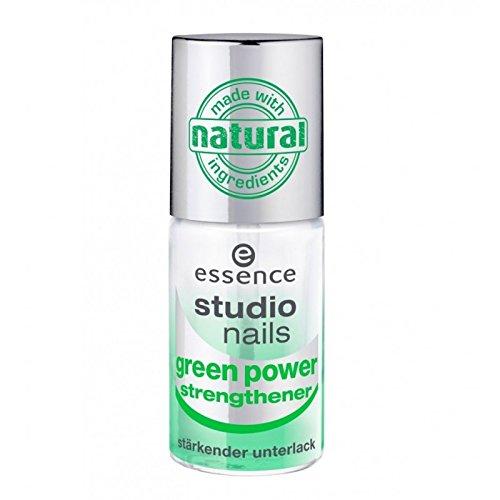 Essence studio Nails Green Power Vernis à ongles, 8 ml.