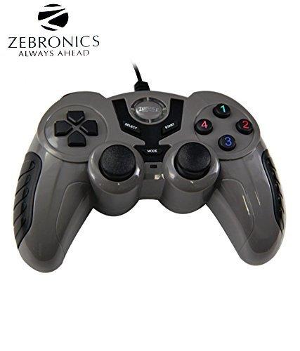 BlueInk ™ ZEBRONICS ZEB-250JP Wired Shock Remote Controller For PS2 Wired Game Controller For All PS2 Wired Controller Gamepad