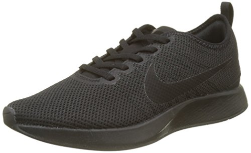 Nike Herren Dualtone Racer Gymnastikschuhe, Schwarz (Black/Black/Black 006), 39 EU