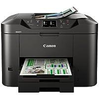 Canon MAXIFY MB2350 Stampante Multifunzione Inkjet 4 in 1, Wi-Fi, 23 ipm Bianco/Nero e 15 ipm Colore, Nero