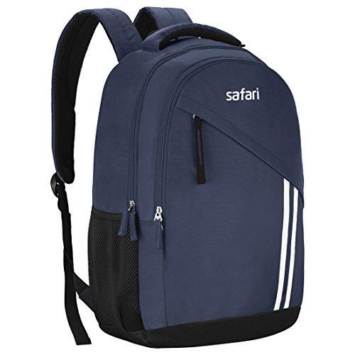 Best safari backpacks in India 2020 Safari 27 Ltrs Navy Blue Casual Backpack (Sport) Image 5