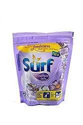 Surf Laundry Capsules Lavender 10's - 321 g