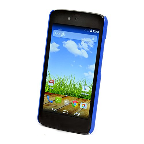 Case-Mate CM032228 Barely There Case for Micromax Canvas A1 (Blue)