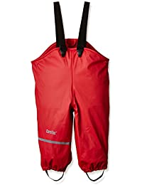 CareTec Pantalones Impermeable con Forro Unisex Niños