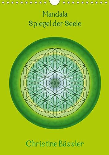 Mandalas - Spiegel der Seele (Wandkalender 2020 DIN A4 hoch): Kreisbilder in verschiedenen Farben und Formen (Monatskalender, 14 Seiten )