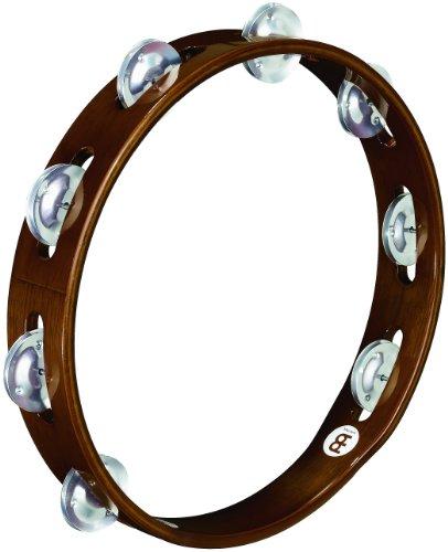Meinl - Hand Tambourine TA1A-AB, African Brown #AB