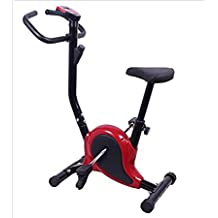 Onlineworld Pedal Perfect Home Fitness Exercise Bike/Cycle for Weight Loss for Men And Women (Red & Black)