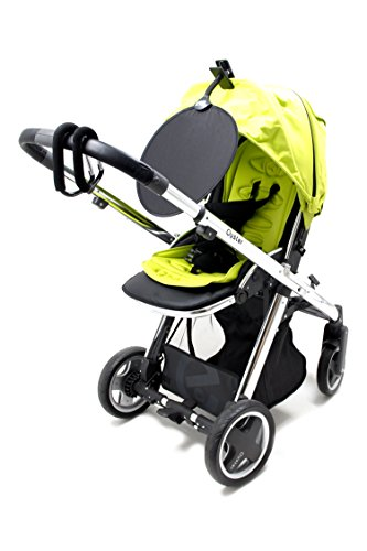 My Buggy Buddy Sunshade - Black
