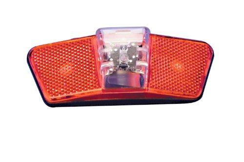 Profex Batterie- Rücklicht für MTB- Gepäckträger