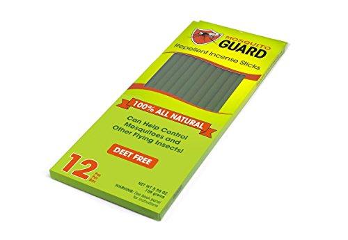 Zoom IMG-3 mosquito guard incenso repellente 100