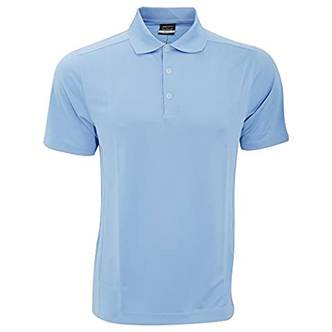 Nike Mens Dry-Fit Sports Polo Shirt (XL) (Valor Blue)