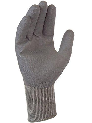 Singer Paire de gants NYM15PUG gris taille 09.