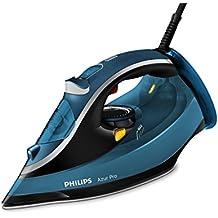 Philips Azur Pro GC4881/20 - Plancha de vapor, 2800 W, 50 g/min, golpe de vapor 210 g