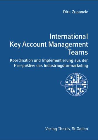 International Key Account Management Teams