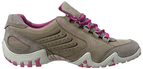 Allrounder by Mephisto Fedora C.suede 60/Styx S 60 Damen Sneakers Grau (GRIGIO/GRIGIO)