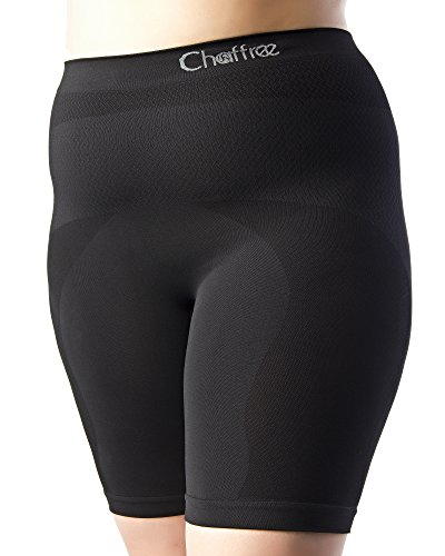 Chaffree Womens Anti Chafing Knickers, Plus Size Long Leg Briefs, Prevent Thigh Rubbing Underwear, Breathable Moisture Sweat Control Exercise Gym Brief, Stretchy Seamless Ladies Slipshort Panties, 1PK - 41M4XjGNlVL - Chaffree Womens Anti Chafing Knickers, Plus Size Long Leg Briefs, Prevent Thigh Rubbing Underwear, Breathable Moisture Sweat Control Exercise Gym Brief, Stretchy Seamless Ladies Slipshort Panties, 1PK