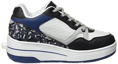 Xti 053750, Chaussures mixte enfant Noir (Black)