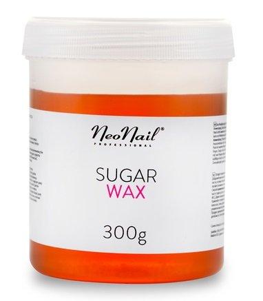 NeoNail Zuckerpaste 300g Sugar Wax zur Haarentfernung Strong Sugaring Brasilian Waxing beste Qualität für Anfänger und Profi\'s