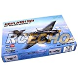 RCECHO® HOBBYBOSS Aircraft Model 1/72 Junkers Ju87G-1 Stuka Scale Hobby 80287 B0287 with RCECHO® Full Version Apps Edition